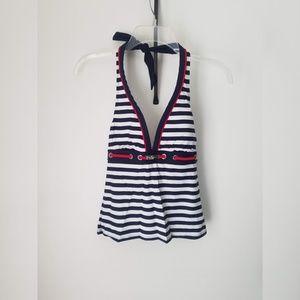 Tommy Hilfiger Tankini Top and Swim Skirt